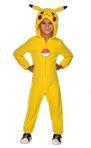 Child Costume Pokemon Pikachu Suit Boy 8 - 10 Years