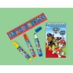 Stationery Set Paw Patrol     Plastic / Paper / Pencils 5    Pieces