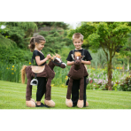 Child Costume Ride On Poney Age 3 - 8 Years