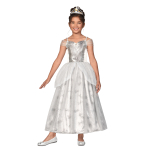 Child Costume Barbie Ballgown Age 8 - 10 Years