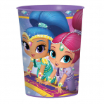 Cup Shimmer & Shine Plastic 473 ml