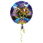 Sing-A-Tune TMNT Foil Balloon P75 Packaged 71 x 71 cm