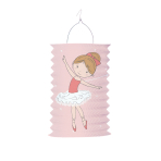 Drop Lantern Little Dancer Paper 28 cm