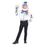 Child Costume Kit Astronaut Age 4 - 6 Years