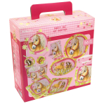 Party Kit Charming Horses 56 Pieces