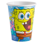 8 Cups SpongeBob Paper 266 ml