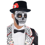 Mask Day of the Dead One Size