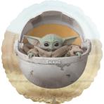Standard Star Wars Mandalorian The Child Foil Balloon S60 Packaged