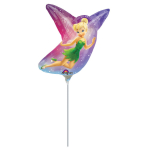 Mini Shape Tinker Bell Pixie Dust Foil Balloon A30 Bulk