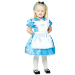 Baby Costume Alice Premium Age 3 - 6 Months