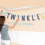 2 Letter Banners Twinkle Little Star Paper 396 x 25.4 cm / 182 x 12 cm