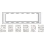 Foil Banner Wedding Personalizable 165 x 50.8 cm