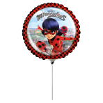 "9'' ""Miraculous"" Foil Balloon, A20, airfilled, 23 cm"