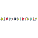 Letter Banner A Reason To Celebrate Add an Age Paper Length 320 cm