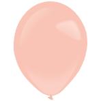 "50 Latex Balloons Decorator Fashion Blush 35 cm / 14"""