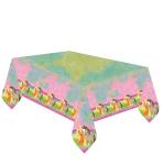 Pretty Pony Tablecover Plastic 120 x 180 cm