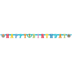 Banner Fisher-Price Circus 180x 15 cm
