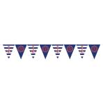 Pennant Banner Anchors Aweigh 365,7x25,4 cm