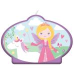 1 Character Candle Princess