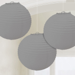 3 Lanterns Silver Paper 20.4 c