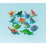 12 Dinosaurs Prehistoric Party