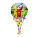 "Inflate-A-Fun ""Teletubbies"" Foil Balloon, A05, packed, 38x40cm"