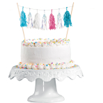 Cake Bunting Be a Mermaid