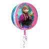 Orbz Frozen Foil Balloon G40 Packaged 38 x 40 cm