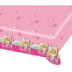 Table Cover Barbie Popstar 120x 180 cm