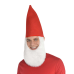 Hat Gnome with Beard One Size