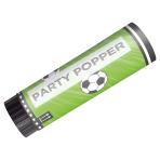 2 Party Popper Kicker Party Plastic / Paper 15 cm
