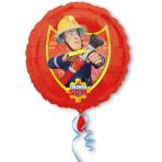 Standard Fireman Sam Foil Balloon S60 Packaged 43 cm