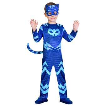 Child Costume PJ Masks Good Catboy Age 5 - 6 Years