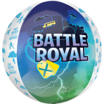 Orbz Battle Royal Foil Balloon G20 packaged