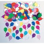 Confetti Balloons Multicolour Foil 14 g