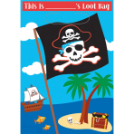 8 Loot Bags Pirate Party