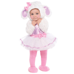 Baby Costume Little Lamb Age 6 - 12 Months