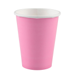 8 Cups New Pink Paper 250 ml