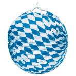 Lantern Bavaria Paper 25 cm