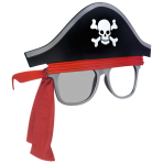 Fun Shades Pirate Plastic / Fabric 19.6 x 12 cm