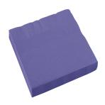 20 Napkins New Purple 33x33 cm33x33cm
