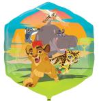"""SuperShape """"Lion Guard Kion"""" Foil Balloon, P38, packed, 53 x 58cm"""