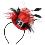Headband Fashion Top Hat 22.8 x 12.7 cm