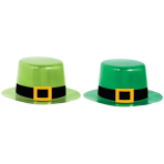 8 Hats St. Patrick's Day Plastic / Paper One Size