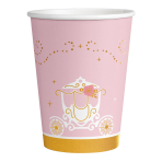 8 Cups Princess for a Day Paper 250 ml