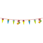 Pennant Banner Back to School 400 cm