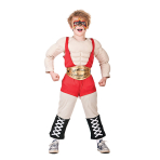 Children's Costume Wrestler 8 - 10 Years