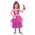 Children's Costume Barbie Princess&Mini Me 3-5 Years