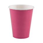 8 Cups Paper Magenta 266 ml