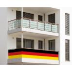 Balcony Flag Germany